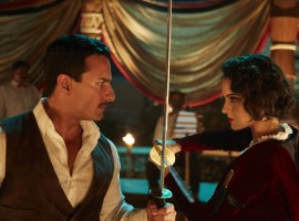 Rangoon is an upcoming Bollywood drama film directed by Vishal Bhardwaj and produced by Sajid Nadiadwala. The film stars Saif Ali Khan, Shahid Kapoor and Kangana Ranaut in the lead role.