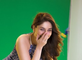 Here are some fresh and never-seen-before pictures of Kareena Kapoor Khan in a completely new avatar, refreshed and re-energized.