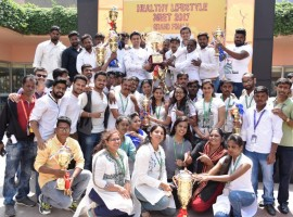 Bangalore, February 17, 2017: International Tech Park Bangalore (ITPB) celebrated its annual Healthy Lifestyle and Sports Meet with over 3000 participants across various categories of indoor and outdoor games. The inter-corporate sporting event saw participation from 55 companies in sporting activities such as cricket, football, volleyball, throw ball, chess, carrom and other track and field games.