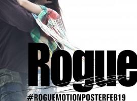 Puri Jagannadh's Rogue movie poster.