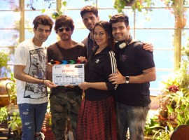 The shoot of Sidharth Malhotra and Sonakshi Sinha starrer