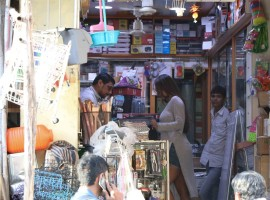 Bollywood actress Malaika Arora Khan spotted at Pali Hill Market in Bandra, Mumbai.