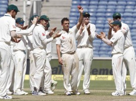 Australia ended India's 19-match record unbeaten streak after thrashing the hosts by a mammoth 333 runs in the opening cricket Test at the Maharashtra Cricket Association Stadium here on Saturday.