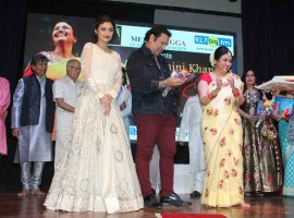 Bollywood actor Govinda at JAAGO mono act event.