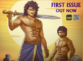 Good news for 'Baahubali' fans! While the second installment, 'Baahubali: The Conclusion' is all set to release in April this year, the makers give fans an exciting experience to look forward to right away. The makers of Baahubali have launched a graphic novel to further experience the world of Baahubali, well at your finger tips. The graphic novel titled Baahubali – The Battle of the Bold, features the most loved character Baahubali in addition to other pivotal characters Sivakami, Katappa and Bhalla Deva amongst others. Arka Mediaworks, Graphic India and director SS Rajamouli release the first issue of 'Baahubali- Battle of the Bold,' which is an exclusive graphic novel, available for free on Google Play. The graphic novel will give people fresh insights into the characters and take them into a world of new adventures with Prince Baahubali.