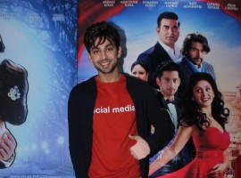 Photos of Bollywood movie Jeena Isi Ka Naam Hai promotion.