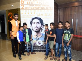 'Lion' is a drama film based on the non-fiction book written by Saroo Brierley, directed by Garth Davis marking his feature debut. The film has majorly been shot in Kolkata and Australia but the word has spread out far and beyond. The cast includes Dev Patel, Nicole Kidman, Rooney Mara, David Wenham and the 8-year-old star, Sunny Pawar. Garth wanted someone he connected with, someone he felt had seen or felt the emotions that had to be portrayed, and saw over 2000 audition tapes. The moment he saw Pawar, he knew his search was over.