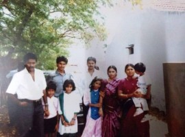 Check out South Indian actor Dhanush's rare and unseen childhood pictures.