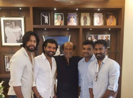 Superstar Rajinikanth personally called Kuttram 23 Team & congratulated them for their grand success.