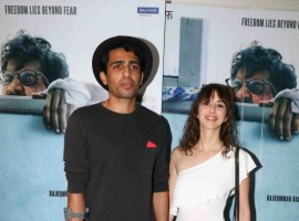 There was a special screening of Vikram Aditya Motwane's much awaited film Trapped at Globus Cinema's in Bandra.