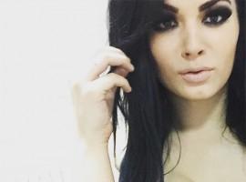 Blanca blanco suffers wardrobe malfunction at oscars 2017 - Sofia gucci diva ...