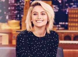 Check out the latest pictures of Hollywood actress Paris Jackson.