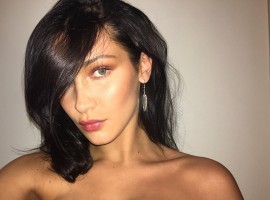 Check out for Hollywood actress Bella Hadid's hottest bikini pictures.
