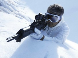 Vivegama stars Ajith as an Interpol agent while Kajal Aggarwal and Akshara Haasan will be seen in pivotal roles. After