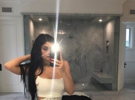 Hollywood actress Kylie Jenner's Hottest Bikini Pictures.