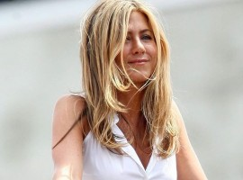 Check out the latest Instagram photos of Hollywood actress Jennifer Aniston.
