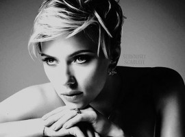 Check out the latest Instagram photos of Hollywood actress Scarlett Johansson.