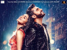 Half Girlfriend is an upcoming romantic comedy film directed by Mohit Suri. Starring Arjun Kapoor and Shraddha Kapoor in the lead role.