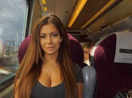 Hollywood actress Chloe Ferry has no reason to feel insecure on Geordie Shore.