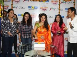 Marathi actress Urmila Kanitkar celebrates Gudi Padwa on 92.7 Big FM.