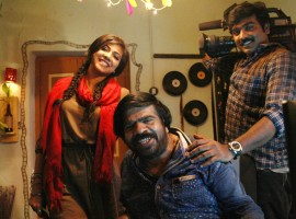 Kavan is an upcoming Tamil movie directed by KV Anand and Music composed by Hiphop Tamizha. Starring Vijay Sethupathi, T Rajender, Madonna Sebastian, Jagan, Akashdeep Saigal in the lead role.