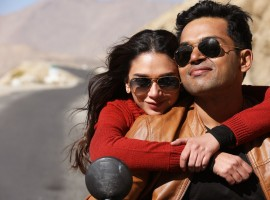 Kaatru Veliyidai is an upcoming Tamil romantic drama movie written, produced and directed by Mani Ratnam. The film stars Karthi Sivakumar and Aditi Rao Hydari in the lead role, while Delhi Ganesh, Vipin Sharma, RJ Balaji, Harish Raj and Amritaa Singh in supporting role.