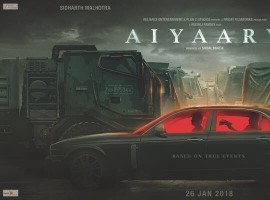 Legendary Actor Amitabh Bachchan has now taken to Twitter to reveal the motion poster of 'Aiyaary'. Aiyaary is a real life story revolving around the relationship between a mentor and a protégé. The story is set in Delhi, London, and Kashmir. Neeraj who likes to shoot in real locations will be shooting parts of it in the Valley. The film will go on floors in May 2017. Presented by Reliance Entertainment and Plan C Studios, Aiyaary is a Friday Filmworks Productions and is produced by Shital Bhatia, The film is directed by Neeraj Pandey and is scheduled to release on 26th January 2018. The film is touted to be a 2018 Republic Day release.