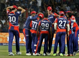 Delhi Daredevils rode on an all-round effort to thrash Rising Pune Supergiant by 97 runs in an Indian Premier League (IPL) 2017 match at the Maharashtra Cricket Association Stadium here on Tuesday. While Kerala youngster Sanju Samson's maiden T20 hundred set things on fire in the first innings as Delhi posted a mammoth 204/5, captain Zaheer Khan led from the front with three wickets to bundle the hosts out for a paltry 108 in 16.1 overs. Zaheer (3/20) was complimented well by leg-spinner Amit Mishra, who returned with figures of 3/11 and Australian pacer Pat Cummins (2/24) as Pune succumbed to their second defeat in their three matches so far. Chasing a mammoth 205, Pune's innings derailed in the third over when opener and stand-in skipper Ajinkya Rahane (10) fell to Zaheer.