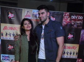 Celebs like HIten Tejwani, Gauri Pradhan, Rakshanda Khan, Arjun Bijlani and more at the screening of Ekta Kapoor's ALTBalaji web series Dev DD at Sunny Super Sound.