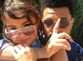 Selena Gomez and The Weeknd's cutest moments.