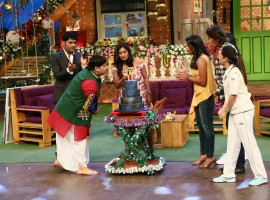 The Kapil Sharma Show has been one of the most successful comedy show on Indian television ever. Known for its side-splitting humour, the show has always reached greater success with each episode.