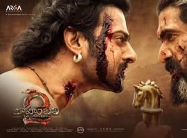Poster of filmmaker S.S. Rajamouli's magnum opus