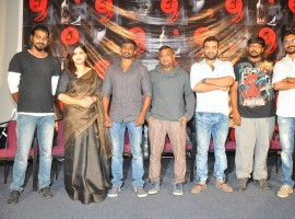 Telugu Movie 9 teaser launch event held in Hyderabad. Celebs like Pavani Gangireddy, Aswani Kumar, Shweta Singh, Sri Charan Pakala and others graced the event.