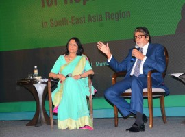 Bollywood actor Amitabh Bachchan appointed WHO Goodwill Ambassador for Hepatitis.