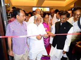 Chennai's most admired multiplex chain, SPI Cinemas, launched its state-of-the art multiplex 'S2 Cinemas' at Maddox mall in Warangal. The launch took place on 14th May after the inauguration of SPI Cinema's newest property in Trivandrum, Kripa Cinemas. The S2 cinemas in Warangal, comprising of 5 screens and a total seating capacity of 976, takes the presence of the company to 43 screens across 4 states.