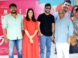 The successful young hero Sharwanand has been continuing his hit streak with another feel good entertainer Radha. This action entertainer was produced by B.V.S.N.Prasad under the banner S.V.C.C. The young debutante Chandramohan proved his mettle by directing this flick. Radha was released worldwide on May 12th and has earned good appreciation from audience and critics alike.