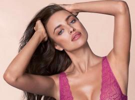Russian model Irina Valeryevna Shaykhlislamova sizzles in skimpy bikini.
