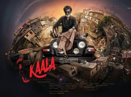 Thalaivar 161: Title and the first look poster of Rajinikanth and Pa Ranjith's Kaala is out.