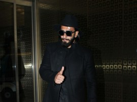 Ranveer Singh was injured on the head while shooting the climax of