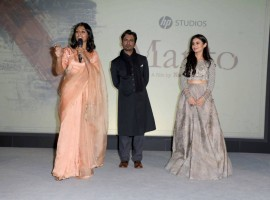 It was a beautiful evening at Cannes where the team Manto including Nawazuddin Siddhiqui, Rasika Dugal and director Nandita Das celebrated the journey of the film so far.
