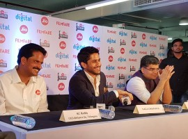 Jio Filmfare Awards South 2017: Actor Naga Chaitanya reveals date of his wedding with actress Samantha.