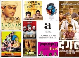 Aamir Khan started the production house with a vision to do films that he believed in. AKP was founded with a purpose of producing Lagaan which went on to create a history in the Indian film industry. The production house has given the audiences no single flop over the years. A feat that no other production house can claim. AKP has been a trendsetter in Bollywood by creating a landmark with a whooping box office collections. Aamir Khan's visionary mind went on creating movies which were unconventional and rooted too the grounds and has been critically acclaimed as well. After Laagan, Aamir Khan came up with a brilliant story based on a kid who was facing problem with his life which was non other than Tare Zameen par in 2007. The film had garnered enormous praises from across the nation. AKP has also delivered exceptional movies like Jane Tu ya Jane na, Dhobi Ghat, Peepli Live, Delhi Belly, Talaash. Aamir Khan's Dangal was another feather on hat for AKP. The film was a biographical sports drama were Aamir Khan was playing a 55 year old father. It was a film based on father-daughter relation with no heroine.