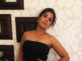 Richa Chadha has always been different and unconventional when it comes to choice of roles and it is the same when it comes to her style too. The powerful actress stepped out for an event to launch the trailer Amazon Prime India's maiden Original series Inside Edge where Richa is essaying the lead role of an actress who owns a cricket team.