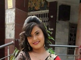 Well-known Bhojpuri actress and model Anjali Shrivastava was found dead at her Andheri west residence, police said here on Monday. According to police, Anjali's family members from Allahabad had been trying to call her since Sunday night, but she did not respond on her mobile. Worried about her safety, the family contacted her landlord, who called the police and they entered her home on the fifth floor in Parimal Society on Juhu Road with a duplicate key on Monday afternoon.