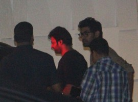Baahubali stars Prabhas, Rana Daggubati party with B-town celebs at Karan Johar's house.