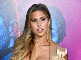 Kara Del Toro arrives at the Premiere Of AMC's 'Preacher' Season 2 at The Theatre at Ace Hotel,