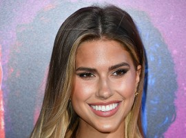 Model Kara Del Toro arrives at the Premiere Of AMC's 'Preacher' Season 2 at The Theatre at Ace Hotel on June 20, 2017 in Los Angeles, California.