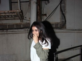 Shweta Bachchan Nanda's daughter Navya Naveli Nanda was snapped at PVR Juhu