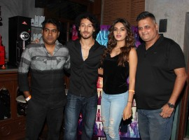 Munna Michael Wrap Up Party pictures.