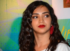 Actress Plabita Borthakur during the trailer launch of upcoming film